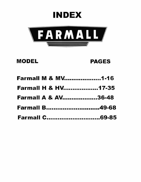 wiring diagram farmall 504  wiring  free engine image for