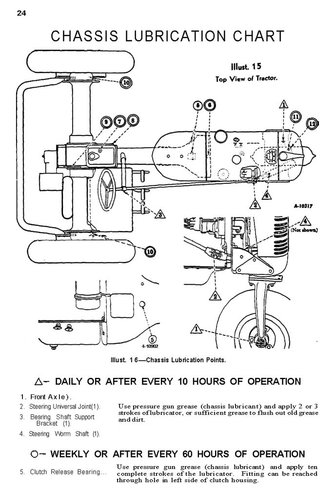 farmall 504 tractor wiring diagram farmall b tractor owners manual 1947 farmall cub tractor wiring diagram