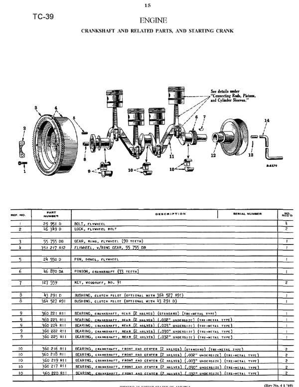 1948 farmall super a wiring diagram farmall super a parts diagram farmall super a and av parts catalog printed manual | ebay