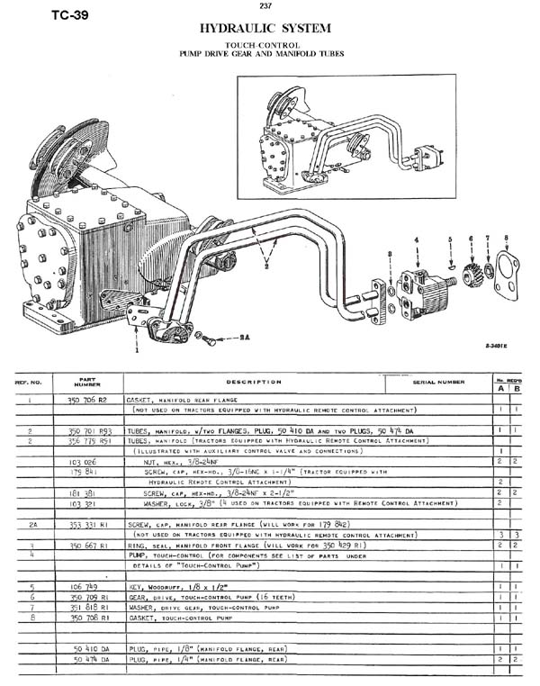 farmall super a starter diagram farmall super a and av parts catalog pdf manual | ebay